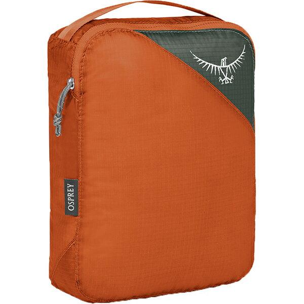 OSPREY(オスプレー) ULパッキングキューブ M/ポピーオレンジ/ワンサイズ OS58811オレンジ 衣類収納ボックス 収納用品 生活雑貨 ポーチ、小物バッグ ポーチ、小物バッグ アウトドアギア