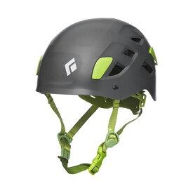 Black Diamond(ブラックダイヤモンド) ハーフドーム/スレート/M/L BD12012004006アウトドアギア 登山 トレッキング ヘルメット グレー おうちキャンプ