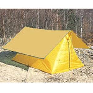 Ripen(ライペン アライテント) スーパーライトツェルト用フライ 0372100アウトドアギア テントオプション タープ テントアクセサリー フライシート イエロー おうちキャンプ