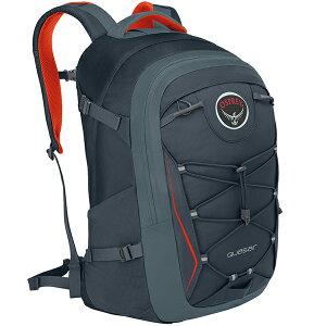 OSPREY(オスプレー) クェーサー/アーマーグレー OS54005アウトドアギア デイパック バッグ バックパック リュック グレー おうちキャンプ ベランピング