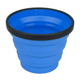 SEA TO SUMMIT(シートゥーサミット) X-マグ/ブルー ST84033002アウトドアギア テーブルウェア(カップ) テーブルウェア アウトドア キャンプ用食器 カップ ブルー おうちキャンプ ベランピング