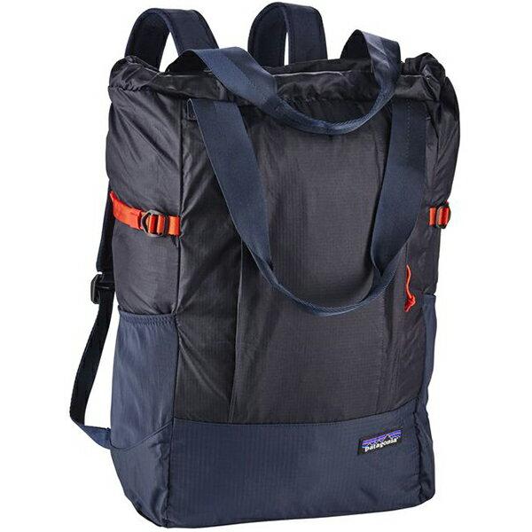 patagonia(パタゴニア) LW Travel Tote Pack/SMDB 48808ブルー トートバッグ 男女兼用バッグ アウトドアギア