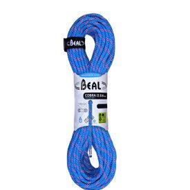 BEAL(ベアール) 8.6mm コブラ2 ユニコア 50m/ブルー BE11028ブルー アウトドア アウトドア スポーツ ロープ ダブルロープ アウトドアギア
