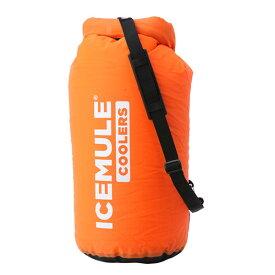 ICEMULE(アイスミュール) クラシッククーラー/ブレーズオレンジ/S/10L 59419オレンジ クーラーボックス アウトドア アウトドア ソフトクーラー 10リットル アウトドアギア