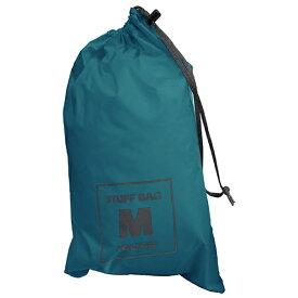 ISUKA(イスカ) スタッフバッグ M/インディゴ 355209ブルー アクセサリーポーチ バッグ アウトドア スタッフバッグ スタッフバッグ アウトドアギア