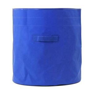HIGHTIDE(ハイタイド) タープバッグ ラウンド(L)/ブルー EZ021BLアウトドアギア ドライバッグ 防水バッグ・マップケース アウトドア トートバッグ ブルー おうちキャンプ