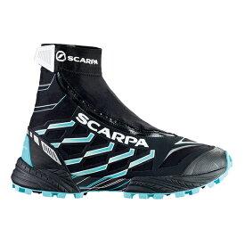 SCARPA(スカルパ) ニュートロン WMN/ブラック/アイスフォール/#40 SC25100女性用 ブラック ブーツ 靴 トレッキング アウトドアスポーツシューズ トレイルランシューズ アウトドアギア