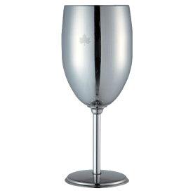 OUTDOOR LOGOS(ロゴス) ステンレスワイングラス 81285112アウトドアギア テーブルウェア(カップ) テーブルウェア アウトドア キャンプ用食器 カップ おうちキャンプ ベランピング
