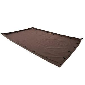 OUTDOOR LOGOS(ロゴス) 泥除けテントマットL 71809747アウトドアギア テントインナーマット グランドシート・テントマット テントアクセサリー グランドシート おうちキャンプ ベランピング