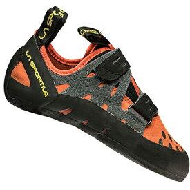 LA SPORTIVA(ラ・スポルティバ) タランチュラ/フレイム/37 10C304304アウトドアギア クライミング用 トレッキングシューズ トレッキング 靴 ブーツ オレンジ おうちキャンプ ベランピング