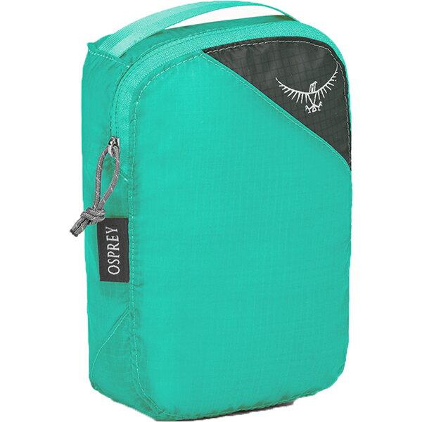 OSPREY(オスプレー) ULパッキングキューブ S/トロピックティール/ワンサイズ OS58810ブルー 衣類収納ボックス 収納用品 生活雑貨 ポーチ、小物バッグ ポーチ、小物バッグ アウトドアギア