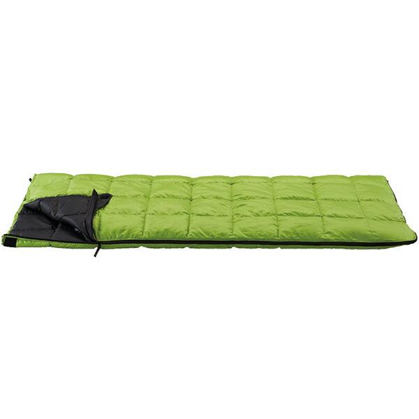 ISUKA(イスカ) レクタ 200/フレッシュグリーン 139230シュラフ 寝袋 アウトドア用寝具 封筒型 封筒サマー アウトドアギア