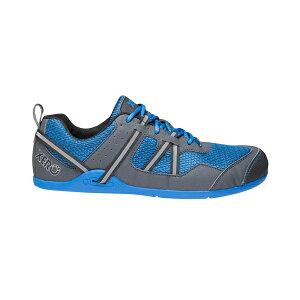 XEROSHOES(ゼロシューズ) PRIOメンズ/インペリアルブルー/M10.5 PRM-BLBKアウトドアギア スニーカー・ランニング アウトドアスポーツシューズ トレッキング 靴 ブーツ ブルー 男性用 おうちキャンプ
