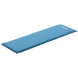 OUTDOOR LOGOS(ロゴス) (超厚・高弾力)セルフインフレートマット・SOLO 72884130ブルー マット アウトドア用寝具 アウトドア エアーマット エアーマット アウトドアギア