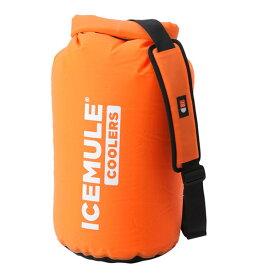ICEMULE(アイスミュール) クラシッククーラー/ブレーズオレンジ/M/15L 59421オレンジ クーラーボックス アウトドア アウトドア ソフトクーラー 10リットル アウトドアギア