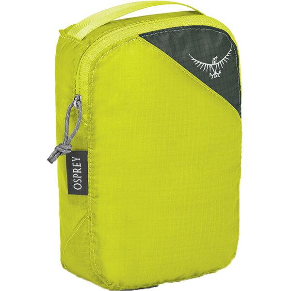 OSPREY(オスプレー) ULパッキングキューブ S/エレクトリックライム/ワンサイズ OS58810グリーン 衣類収納ボックス 収納用品 生活雑貨 ポーチ、小物バッグ ポーチ、小物バッグ アウトドアギア