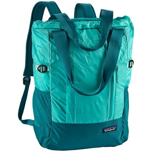 patagonia(パタゴニア) LW Travel Tote Pack/STRB 48808ブルー トートバッグ バッグ アウトドア アウトドアギア