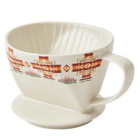 PENDLETON(ペンドルトン) OriginalDripper(SK108)/51116ChiefJosephIvory/OneSize 19378065アウトドアギア コーヒー コーヒー用品 アウトドア バーべキュー クッキング クッキング用品 ホワイト おうちキャンプ