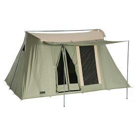 springbar(スプリングバー) ハイラインスプリングバーテント8 19860023アウトドアギア キャンプ大型 キャンプ用テント タープ グレー おうちキャンプ