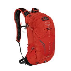 OSPREY(オスプレー) シンクロ 12/ファイアベリーレッド OS56101001001アウトドアギア デイパック バッグ バックパック リュック レッド 男性用 おうちキャンプ ベランピング