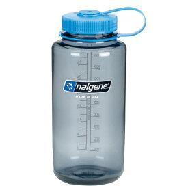 ★エントリーでポイント10倍!NALGENE(ナルゲン) 広口1.0LTritanグレー 91311アウトドアギア 樹脂製ボトル 水筒 マグボトル グレー