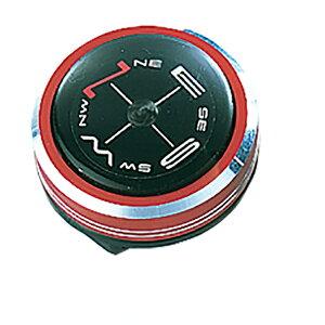 YCM リストコンパス/メタリックレッド 11215アウトドアギア マップコンパス アウトドア 精密機器類 レッド おうちキャンプ ベランピング