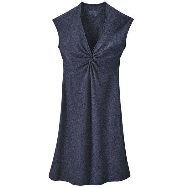 patagonia(パタゴニア) Ws Seabrook Bandha Dress/DLMB/L 58731女性用 ブルー ワンピース レディースファッション シャツワンピース アウトドアウェア