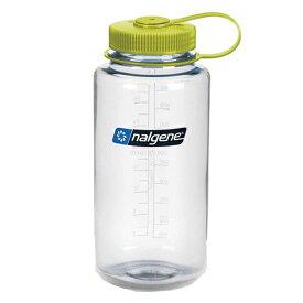 ★エントリーでポイント10倍!NALGENE(ナルゲン) 広口1.0LTritanクリア 91316アウトドアギア 樹脂製ボトル 水筒 マグボトル クリアー