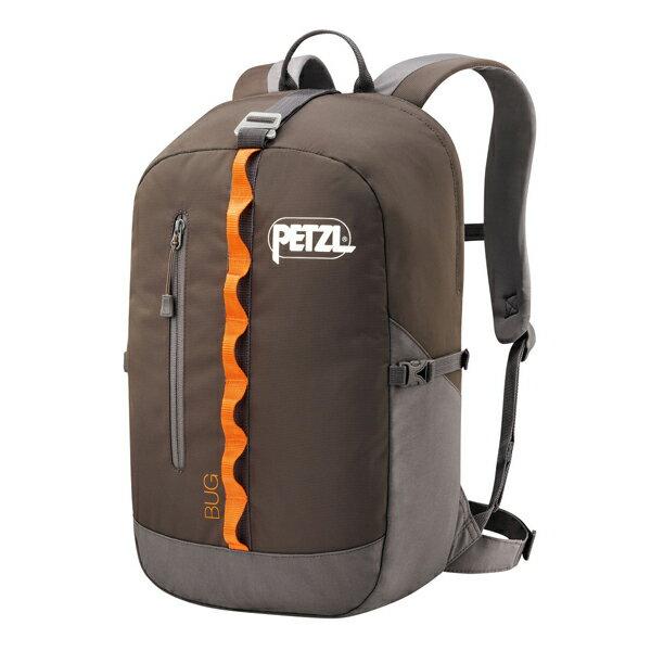PETZL(ペツル) バグ/Grey/18 S71Gグレー リュック バックパック バッグ デイパック デイパック アウトドアギア