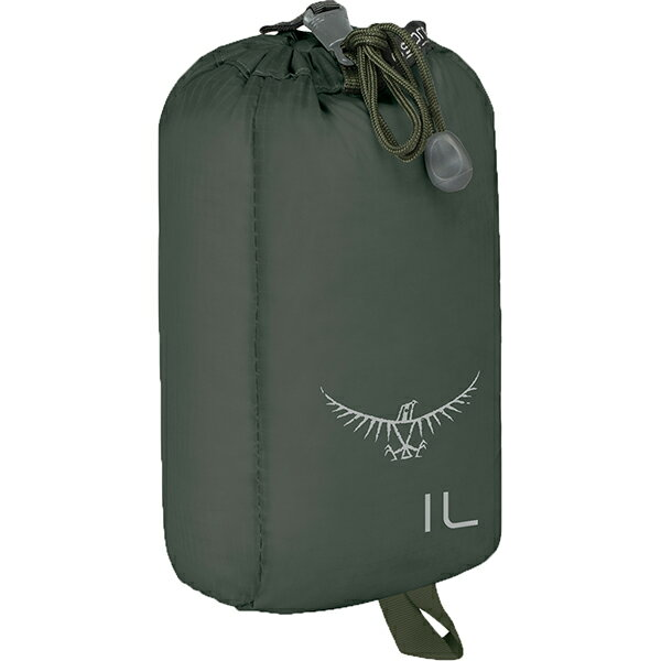 OSPREY(オスプレー) ULスタッフサック 1/シャドーグレー OS58504グレー アクセサリーポーチ バッグ アウトドア スタッフバッグ スタッフバッグ アウトドアギア