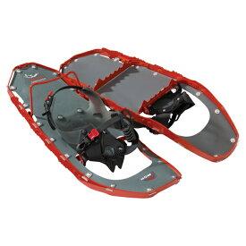 MSR(エムエスアール) ライトニングエクスプローラー/22インチ/インターナショナルオレンジ 40227アウトドアギア 登山 トレッキング スノーシュー 男性用 おうちキャンプ