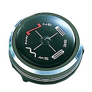 YCM リストコンパス/メタリックグレー 11216アウトドアギア マップコンパス アウトドア 精密機器類 グレー おうちキャンプ ベランピング