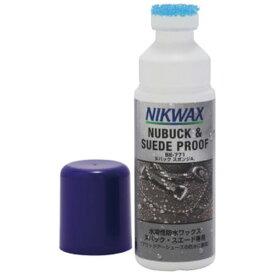 NIKWAX(ニクワックス) ヌバック スポンジA. EBE771アウトドアギア 撥水剤 スポーツ アウトドア おうちキャンプ ベランピング