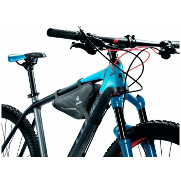 deuter(ドイター) フロント トライアングルバッグブラック D3290417-7000男女兼用 ブラック 自転車用アクセサリー サイクリング 自転車 自転車用バッグ 自転車用バッグ アウトドアギア