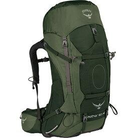 OSPREY(オスプレー) イーサーAG 60/アディロンダックグリーン/M OS50062001005アウトドアギア トレッキング60 トレッキングパック バッグ バックパック リュック グリーン 男性用 おうちキャンプ