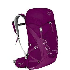 OSPREY(オスプレー) テンペスト 30/ミスティックマジェンタ/S/M OS50262001004アウトドアギア トレッキング30 トレッキングパック バッグ バックパック リュック パープル 女性用 おうちキャンプ ベ
