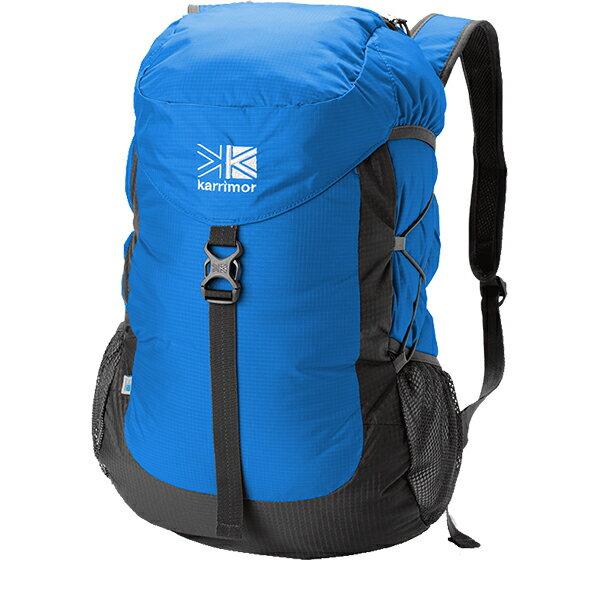 karrimor(カリマー) マース ディパック/ブルー 543ブルー リュック バックパック バッグ デイパック デイパック アウトドアギア