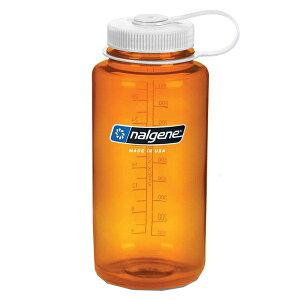 ★エントリーでポイント10倍!NALGENE(ナルゲン) 広口1.0LTritanオレンジ 91317アウトドアギア 樹脂製ボトル 水筒 マグボトル オレンジ