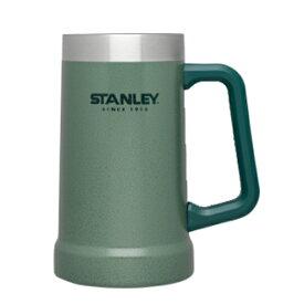 ★エントリーでポイント10倍!STANLEY(スタンレー) 真空ジョッキ 0.7L/グリーン 02874-021アウトドアギア タンブラー ビアグラス ジョッキ グリーン