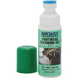 NIKWAX(ニクワックス) クリーニングジェル スポンジA. EBE821アウトドアギア 撥水剤 スポーツ アウトドア おうちキャンプ ベランピング