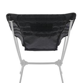 Helinox Home(ヘリノックス ホーム) HelinoxT アドバンスドTACチェアスキン/BK 19755015アウトドアギア 替えシート ファニチャー用アクセサリー レジャーシート テーブル ブラック おうちキャンプ ベランピング