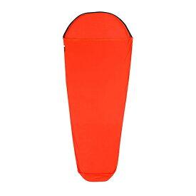 SEA TO SUMMIT(シートゥーサミット) サーモライトリアクター エクストリーム ST81402アウトドアギア スリーピングバッグインナー アウトドア用寝具 インナーシーツ ウインタータイプ(冬用) オレンジ おうちキャンプ ベランピング