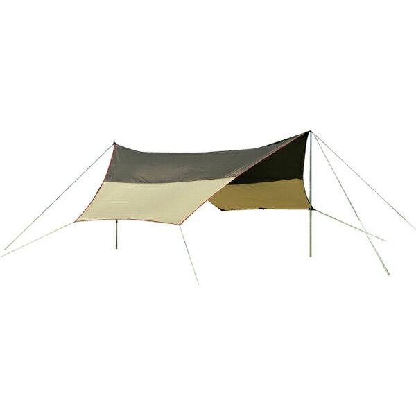 ogawa campal(小川キャンパル) フィールドタープヘキサDX 3333タープ タープ テント ヘキサ・ウイング型タープ ヘキサ・ウイング型タープ アウトドアギア