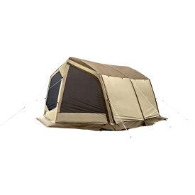 ogawa campal(小川キャンパル) ネオ キャビン 3393ブラウン タープ タープ テント シェルター シェルター アウトドアギア
