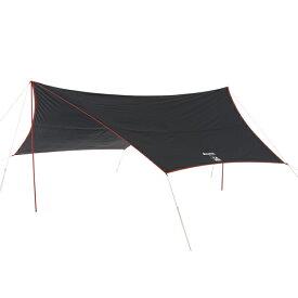 納期:2020年09月下旬OUTDOOR LOGOS(ロゴス) Black UV ヘキサタープ5750-AI 71808022アウトドアギア ヘキサ・ウイング型タープ テント ブラック おうちキャンプ ベランピング