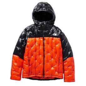 THE NORTH FACE(ザ・ノースフェイス) Polaris Insulated Hoodie FR NY81902アウトドアウェア ダウンジャケット男性用 ダウンジャケット メンズウェア アウター オレンジ おうちキャンプ ベランピング