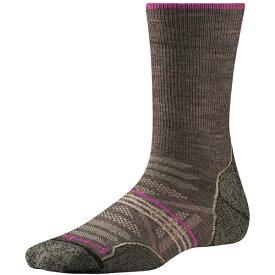 SmartWool(スマートウール) Ws PhDアウトドアライトクルー/トゥプ/M SW71127002005アウトドアウェア 女性用ソックス ソックス レディースウェア 靴下 ブラウン 女性用