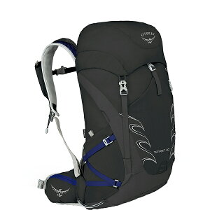OSPREY(オスプレー) テンペスト 30/ブラック/S/M OS50262003004アウトドアギア トレッキング30 トレッキングパック バッグ バックパック リュック ブラック 女性用 おうちキャンプ ベランピング