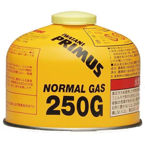 ★エントリーでポイント10倍!primus(プリムス) ノーマルガス(小) IP-250G燃料 アウトドア アウトドア ガス レギュラー アウトドアギア