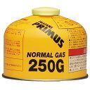 ★エントリーでポイント7倍primus(プリムス) ノーマルガス(小) IP-250G燃料 アウトドア アウトドア ガス レギュラー アウトドアギア